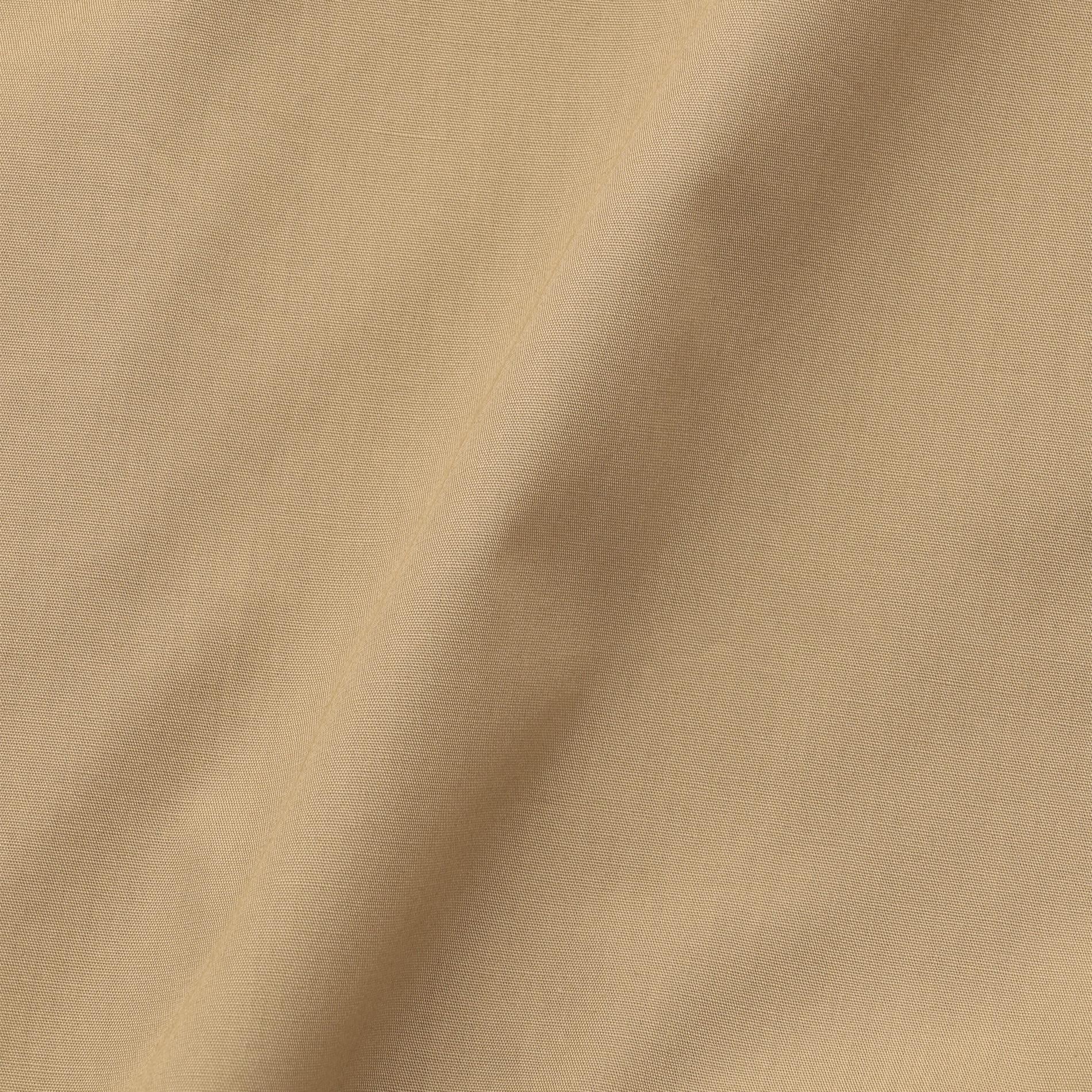 ブロードシャツワンピース