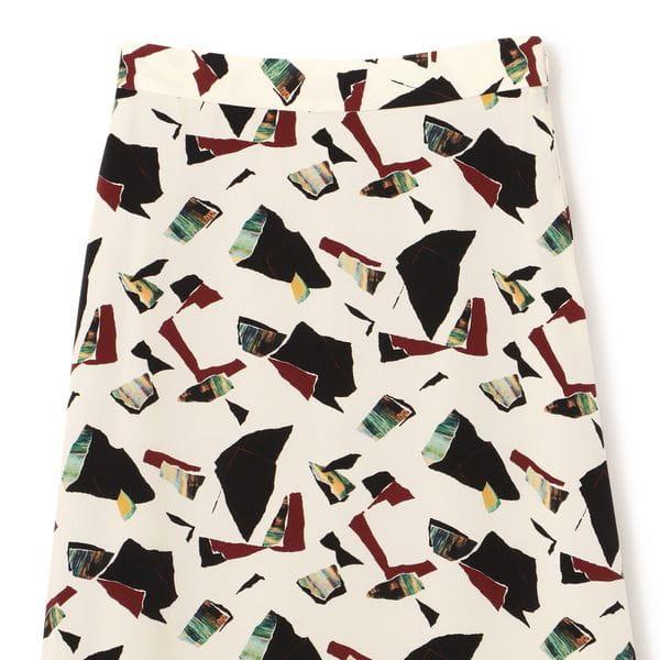 キカプリントスカート