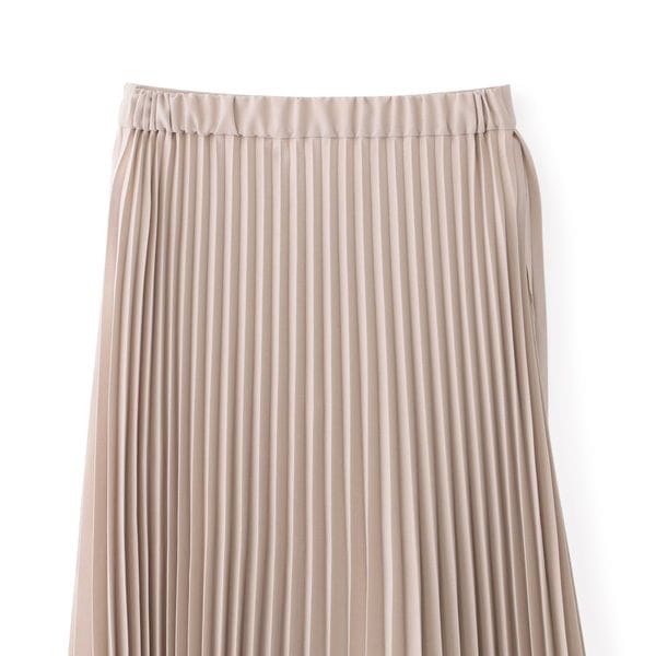 ベーシックカラー チュールコンビスカート