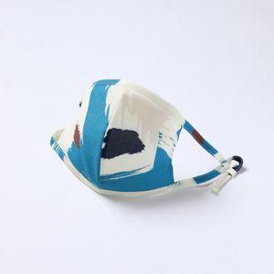 ランダムプリントマスク